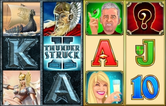 Slots at Casino Action include more than 300 titles
