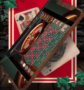 A native casino app is available for Castle Jackpot customers