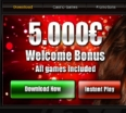 mansion casino $5000 bonus