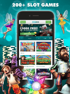 Slot Boss casino app is available on Google Play and iTunes